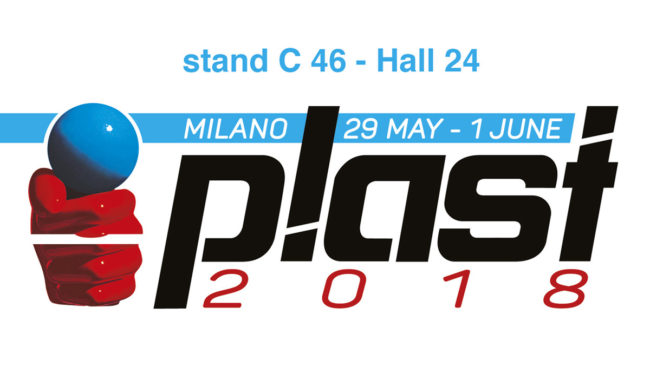 PLAST FAIR 2018 - May 29th to June 1st